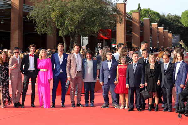 'Detective Per Caso' Red Carpet Arrivals - 13th Rome Film Fest