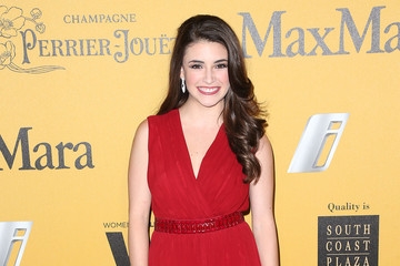 Daniela Bobadilla Arrivals at the Woman in Film Crystal + Lucy Awards — Part 2