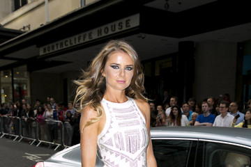 Daniela Hantuchova Porsche Arrivals at the WTA Pre-Wimbledon Party