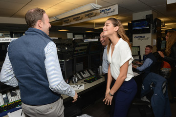 Daniela Lopez Annual Charity Day Hosted By Cantor Fitzgerald, BGC and GFI - Cantor Fitzgerald Office - Inside