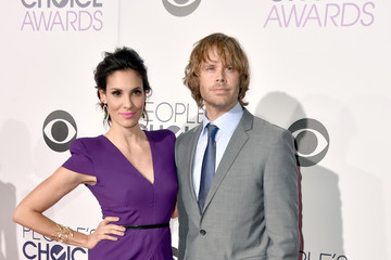 Daniela Ruah Arrivals at the People's Choice Awards — Part 2