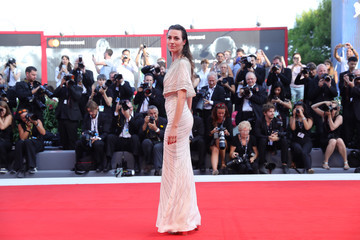 Daniela Virgilio Downsizing Premiere & Opening Ceremony - 74th Venice Film Festival