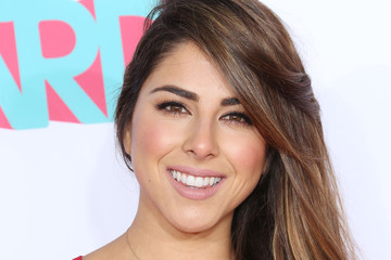 Daniella Monet Arrivals at the HALO Awards in Hollywood