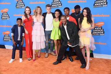 Daniella Perkins Nickelodeon's 2018 Kids' Choice Awards - Arrivals