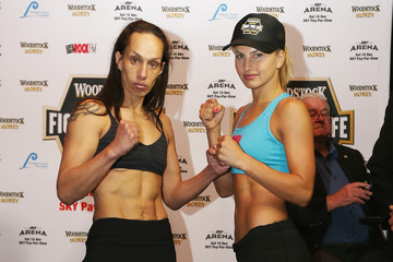 Daniella Smith Fight For Life Weigh In
