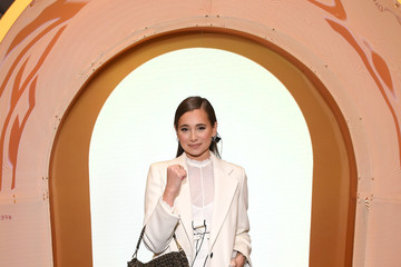 Danielle Bernstein Fendi Celebrates The Launch Of Solar Dream