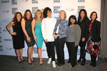 Danielle Brown Women Who Spark Presented by Intel -	Arrivals