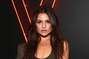 Danielle Campbell  An Evening at the Maybelline Mansion Presented by V