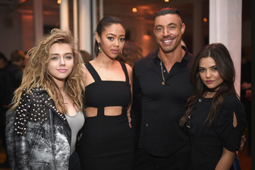 Danielle Campbell  Marc Jacobs Beauty Celebrates Kaia Gerber