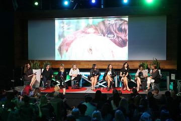 Danielle Carrig 'Jack of the Red Hearts' Symposium at YouTube Space LA
