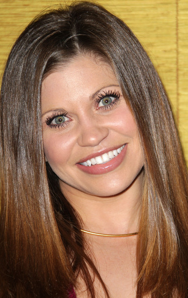 Danielle Fishel Actress Danielle Fishel attends the Comcast Entertainment ...