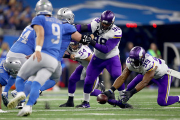 Danielle Hunter Minnesota Vikings v Detroit Lions