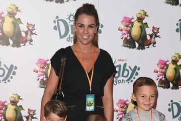 Danielle Lloyd World Premiere of Nick Jr.'s 'Digby Dragon'