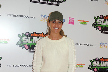 Danielle Lloyd First UK Nickelodeon SLIMEFEST