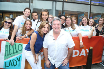 Danielle Monaro 'The Elvis Duran Z100 Morning Show' Teams Up with 'Today'