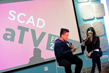 Danielle Panabaker SCAD aTVfest 2018 Screenings and Panels - Day 3