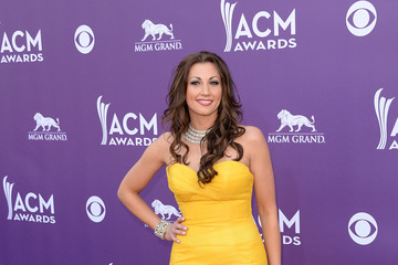 Danielle Peck 48th Annual Academy Of Country Music Awards - Arrivals