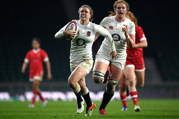 Danielle Waterman England Women v Canada Women - Old Mutual Wealth Series