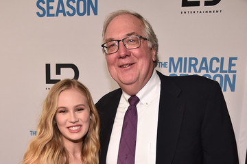 Danika Yarosh Premiere Of Mirror And LD Entertainment's 'The Miracle Season' - Red Carpet
