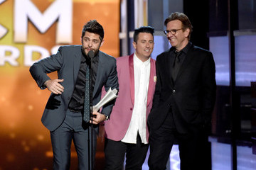 Dann Huff 51st Academy of Country Music Awards - Show