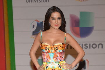 Danna Garcia Arrivals at the Premios Juventud Event