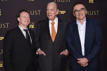 Danny Boyle FX Networks' 'Trust' New York Screening