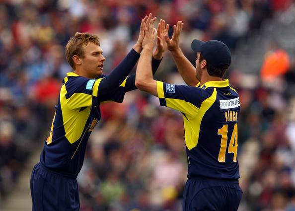 Hampshire Royals v Essex Eagles - Friends Provident T20 Semi Final