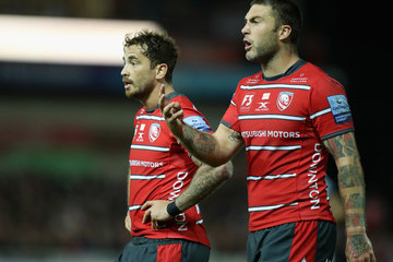 Danny Cipriani Gloucester Rugby vs. Bristol Bears - Gallagher Premiership Rugby