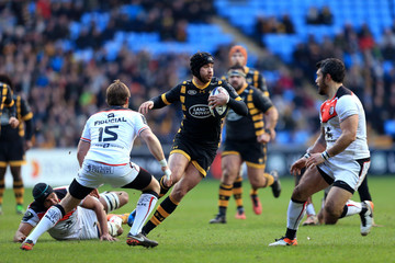 Danny Cipriani Wasps v Toulouse - European Rugby Champions Cup