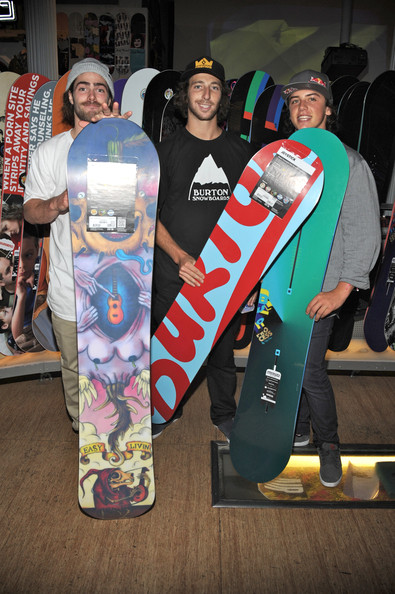 Burton Snowboards Fashion's Night Out Event
