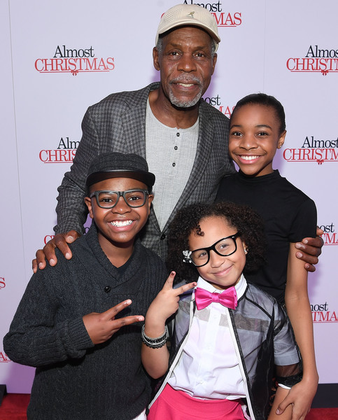 Cast From Almost Christmas.Danny Glover Photos Photos Almost Christmas Atlanta Red