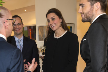 Danny Lopez Kate Middleton Gets Lunch in NYC
