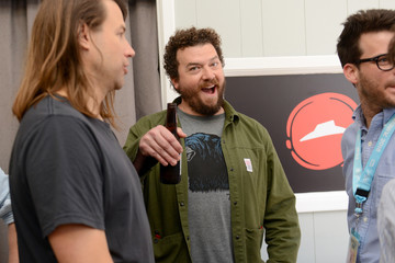 Danny McBride Pizza Hut Lounge at the 2018 SXSW Film Festival