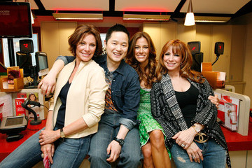 Kelly Bensimon Jill Zarin Danny Seo and Real Housewives of NYC Celebrate Earth Week at JCPenney