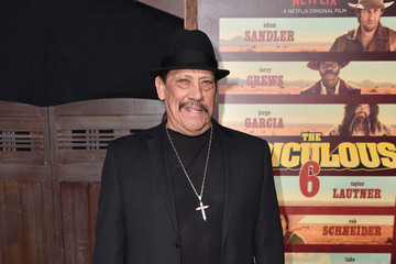 Danny Trejo Premiere of Netflix's 'The Ridiculous 6' - Arrivals