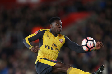 Danny Welbeck Southampton v Arsenal - The Emirates FA Cup Fourth Round