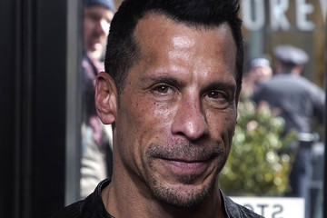 Danny Wood New Kids On The Block Visit 'Extra'
