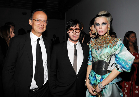 spyros niarchos and daphne guinness. Marc Jacobs amp; Daphne Guinness