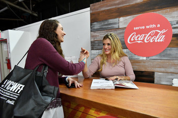 Daphne Oz Food Network & Cooking Channel New York City Wine & Food Festival