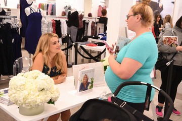 Daphne Oz Daphne Oz Hosts a Book Signing at Dressbarn for Her Book 'THE HAPPY COOK'