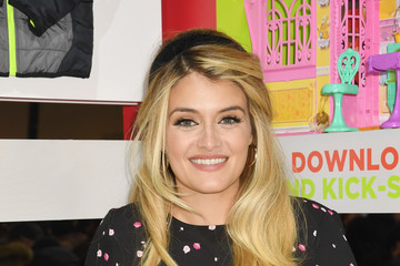 Daphne Oz Michelle Williams And Daphne Oz At Kohl's Give Joy Shop In New York City