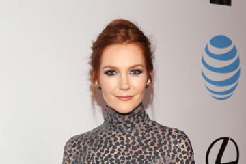 Darby Stanchfield 47th NAACP Image Awards Presented By TV One - Red Carpet