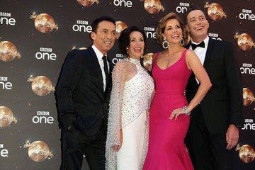 Darcey Bussell Shirley Ballas 'Strictly Come Dancing 2018' - Red Carpet Launch