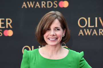 Darcey Bussell The Olivier Awards 2019 With MasterCard - Red Carpet Arrivals