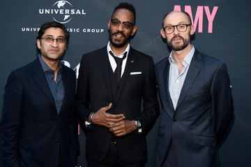 Darcus Beese Premiere of A24 Films 'Amy' - Arrivals