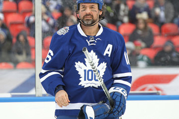 Darcy Tucker 2017 Rogers NHL Centennial Classic - Alumni Game