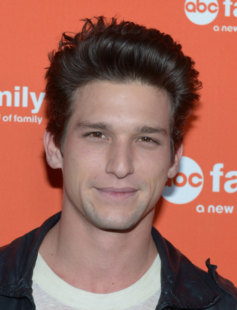 Daren Kagasoff - ABC Family West Coast Upfronts