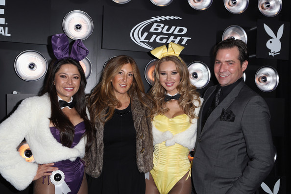 The Playboy Party At The Bud Light Hotel Lounge - Arrivals