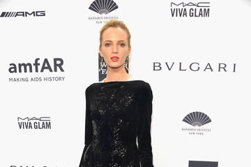 Daria Strokous Arrivals at the amfAR New York Gala — Part 2