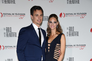 Darin Brooks 'The Bold and the Beautiful' 30th Years Anniversary - 57th Monte Carlo TV Festival : Day 3